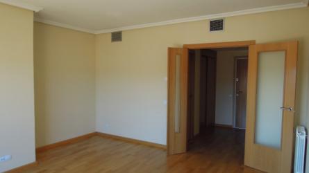 salón y entrada